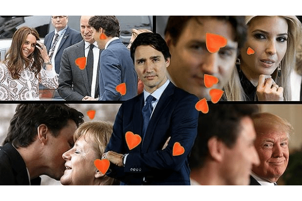 Justin Trudeau, Canadian PM, Leadership style
